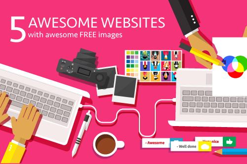 5 เว็บไซต์สุดเจ๋งที่ให้คุณดาวน์โหลดรูปได้ฟรีๆ