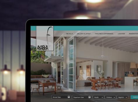Villa Akasha feature image