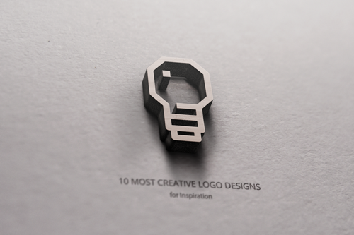 10 Most Creative Logo Designs for Inspiration