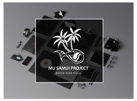 Mu Samui Logo Design