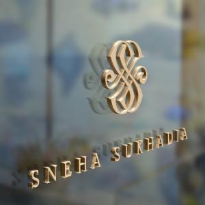 Sneha Sukhadia Logo Design