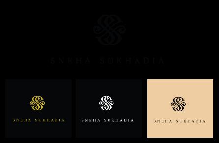 sneha-sukhadia logo design