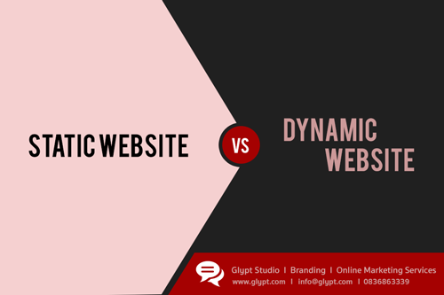 The Difference Between Static And Dynamic Web Sites